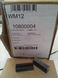 WM12 Corrugated Fasteners