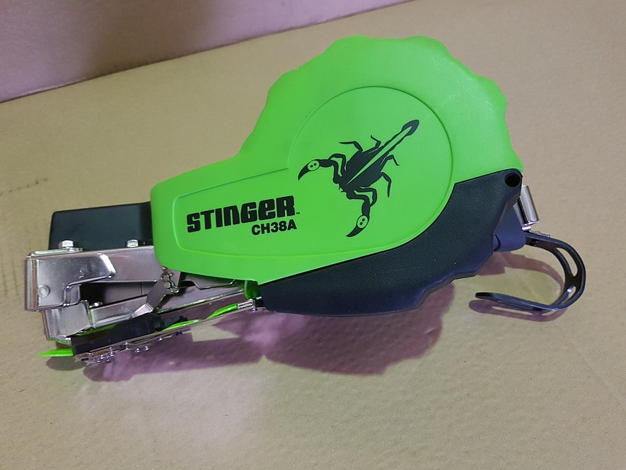 Stinger CH38 Autofeed Cap Hammer