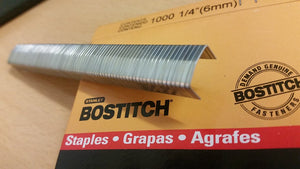 STCR5019 6mm, 9mm & 14mm Staples