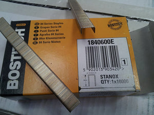 84 Series 6mm & 14mm Staples