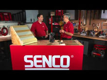 Load and play video in Gallery viewer, Senco Fusion F-18 18 Gauge Brad Nailer