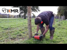 Load and play video in Gallery viewer, KMR Cordless Fencing Stapler