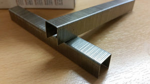 80 Series 6mm & 14mm Stainless Steel Staples