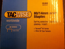 Load image into Gallery viewer, 80 Series Staples, 6mm - 14mm