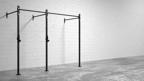 Battle Rig 10' Wall Mount - American Barbell Gym Equipment