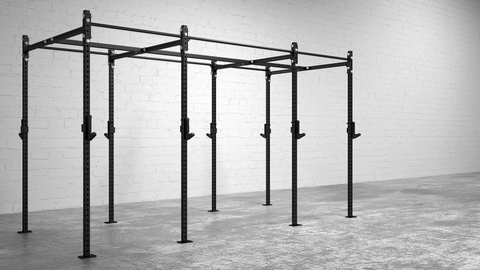 Battle Rig 14' Stand Alone - American Barbell Gym Equipment