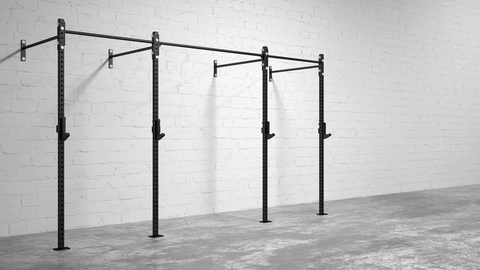 Battle Rig 14' Wall Mount - American Barbell Gym Equipment
