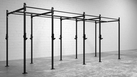 Battle Rig 20' Stand Alone - American Barbell Gym Equipment