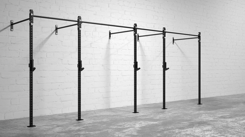 Battle Rig 20' Wall Mount - American Barbell Gym Equipment