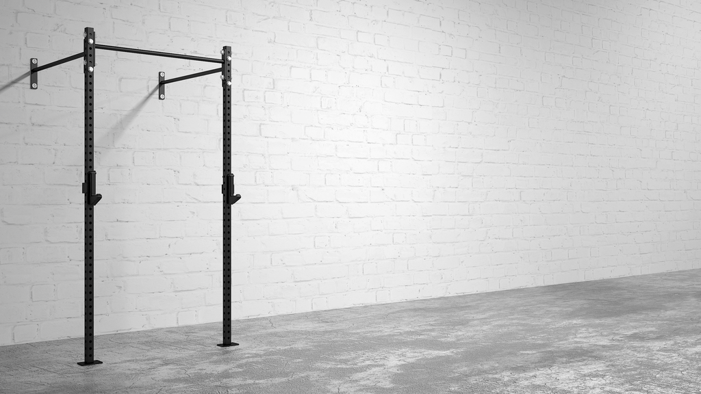 Battle Rig 4' Wall Mount - American Barbell Gym Equipment
