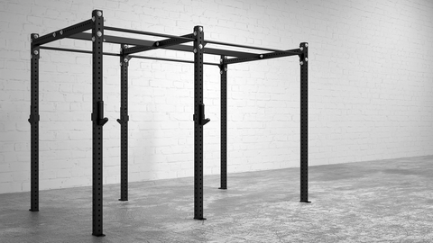 American Barbell Rig 10' Stand Alone - American Barbell Gym Equipment