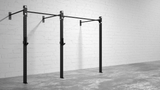 American Barbell Rig 10' Wall Mount - American Barbell Gym Equipment