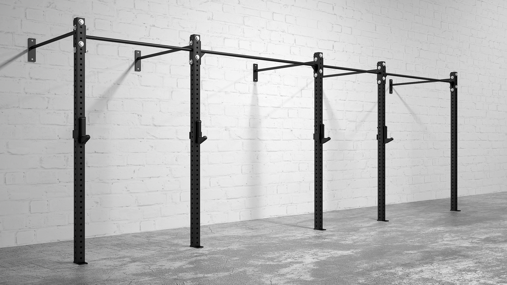American Barbell Rig 20' Wall Mount - American Barbell Gym Equipment