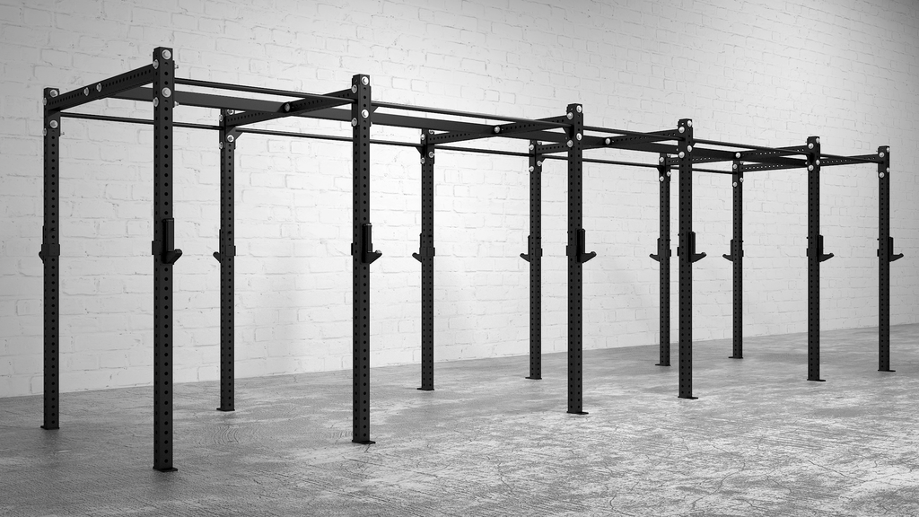 American Barbell Rig 24' Stand Alone - American Barbell Gym Equipment