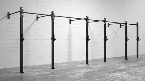 American Barbell Rig 24' Wall Mount - American Barbell Gym Equipment