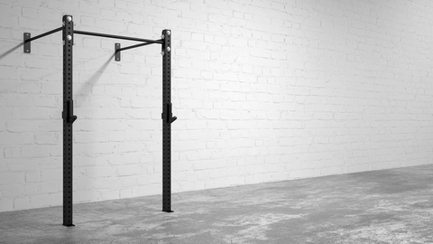 American Barbell Rig 4' Wall Mount - American Barbell Gym Equipment