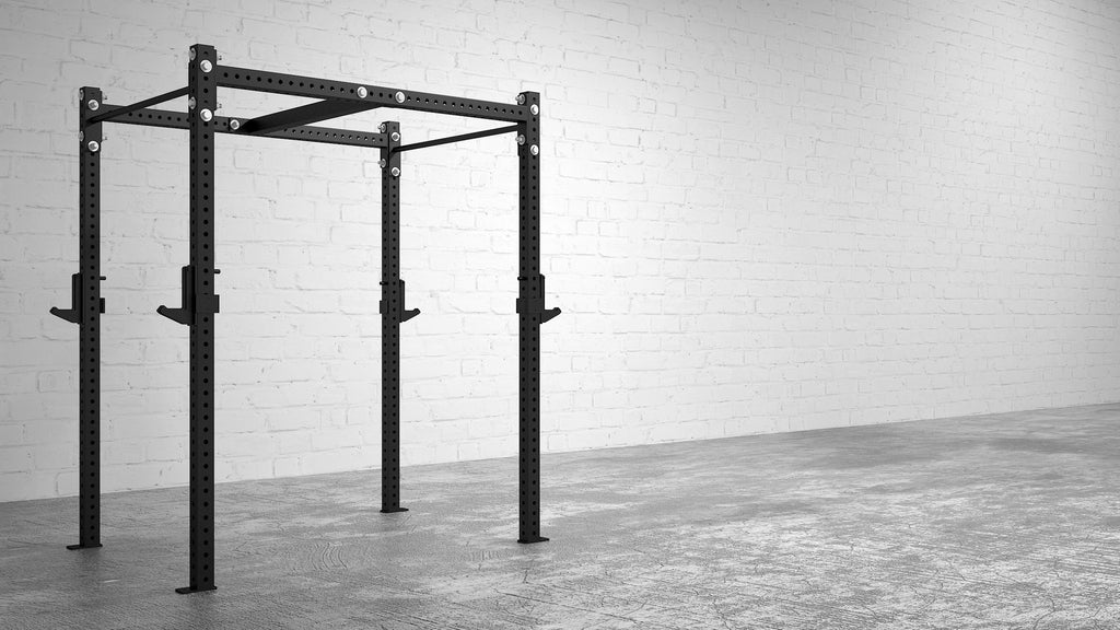 American Barbell Rig 4' Stand Alone - American Barbell Gym Equipment