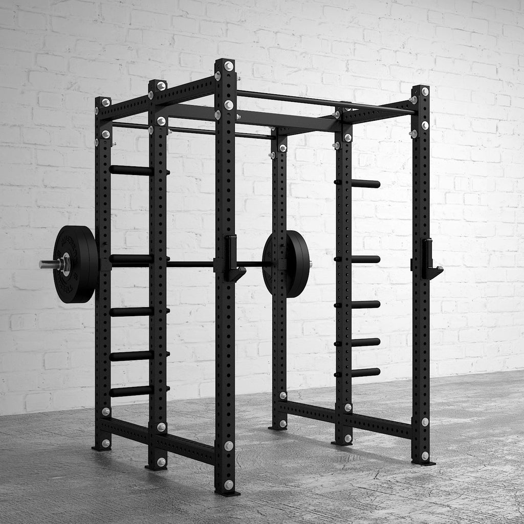 American Barbell Double Half Rack - American Barbell Gym Equipment