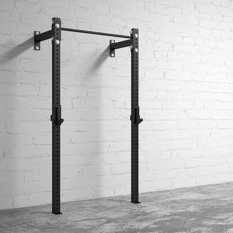 Garage gym power rack homemade wooden power rack power cage diy