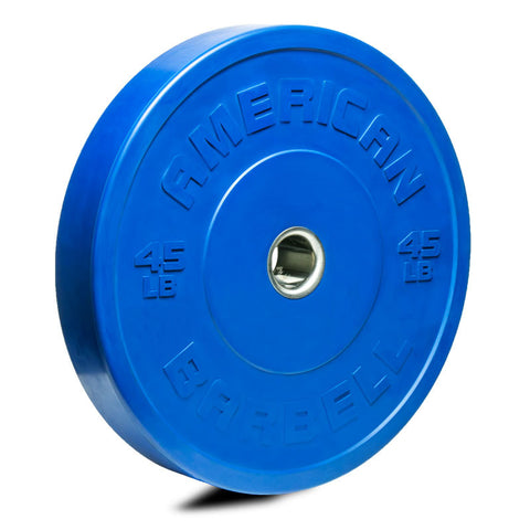 American Barbell Color LB Sport Bumper Plates - American Barbell Gym Equipment