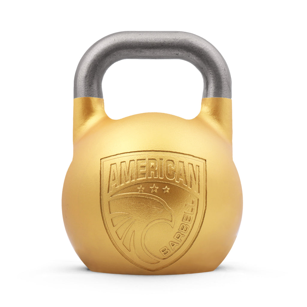 Competition Steel Kettlebells