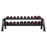 10 Pair Dumbbell Rack - American Barbell Gym Equipment