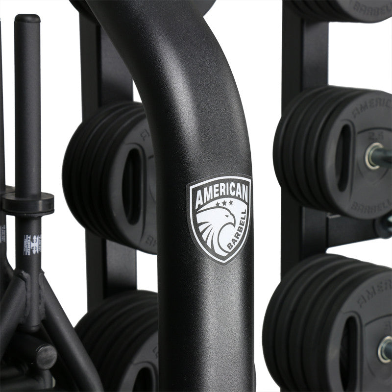 Club Strength Rack Package