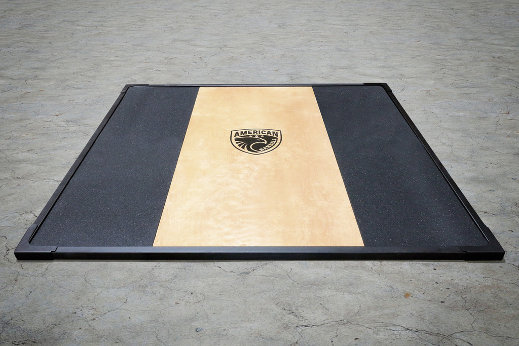 Olympic Platforms - American Barbell Gym Equipment