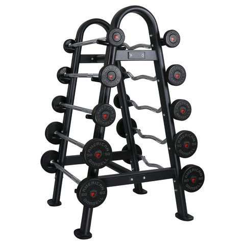 Fixed Barbell Storage Rack