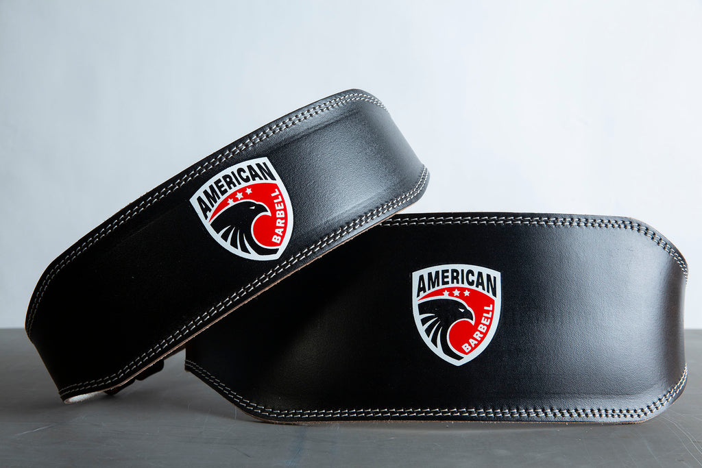 American Barbell Weightlifting Belt
