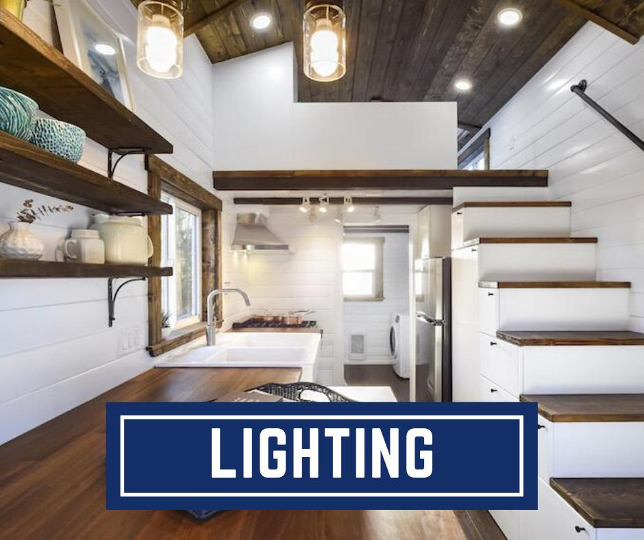 Lighting For Manufactured Homes And Mobile Homes - Superior Home Supply
