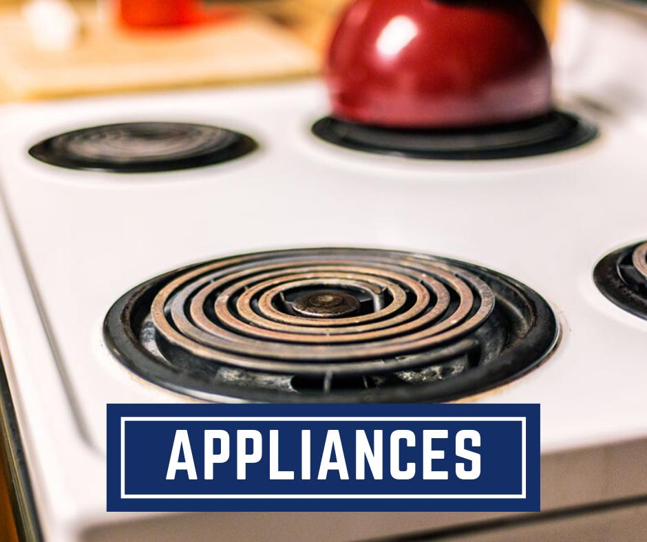 Appliances And Appliance Parts For Manufactured Homes And Mobile Homes - Superior Home Supply