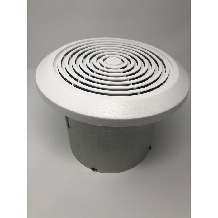 Bathroom Exhaust Fan - Vented Without Light