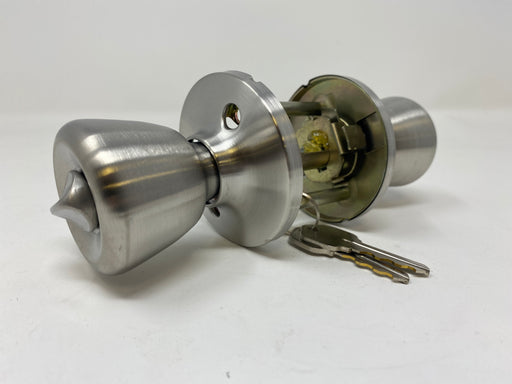 Keyed Interior Privacy Lock