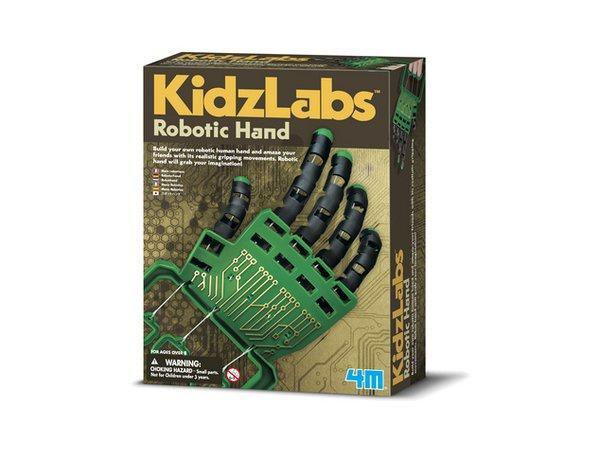 Robotic Hand - science set for kids Science Sets Giddy Goat Toys