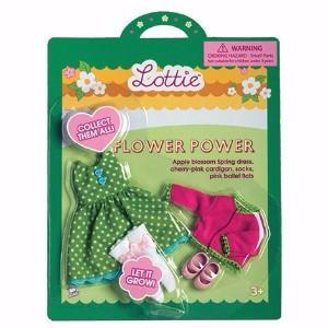 Lottie Doll Accessories - Flower Power Dolls Accessories Giddy Goat Toys
