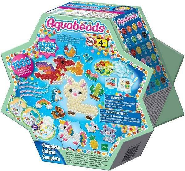 Aquabeads - Star Bead Studio Arts and Crafts Giddy Goat Toys