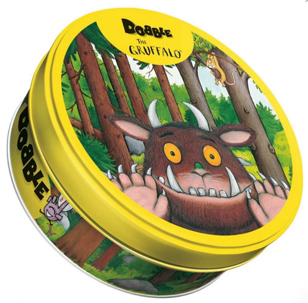 Gruffalo Dobble Games Giddy Goat Toys
