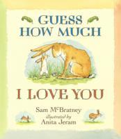 Guess How Much I Love You by Sam McBratney Books Giddy Goat Toys