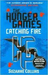 The Hunger Games Catching Fire by Suzanne Collins Books Giddy Goat Toys