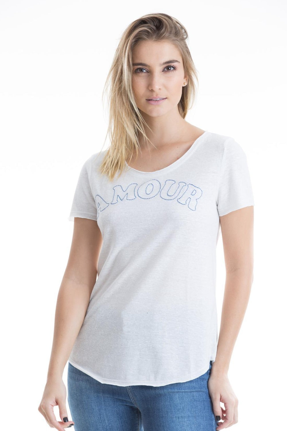 T-SHIRT ITS&CO AMOUR