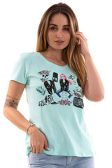 T-SHIRT ITS&CO BEATRICE