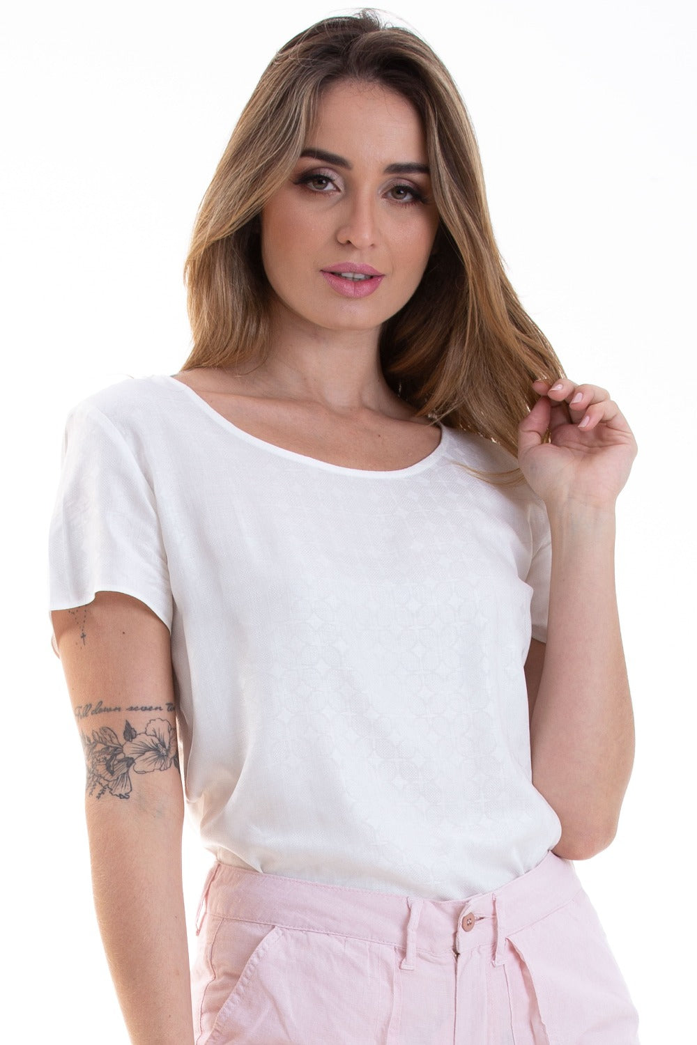 T-SHIRT ITS&CO CAROL