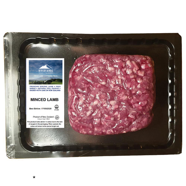 Lamb Minced 500g - LeMed