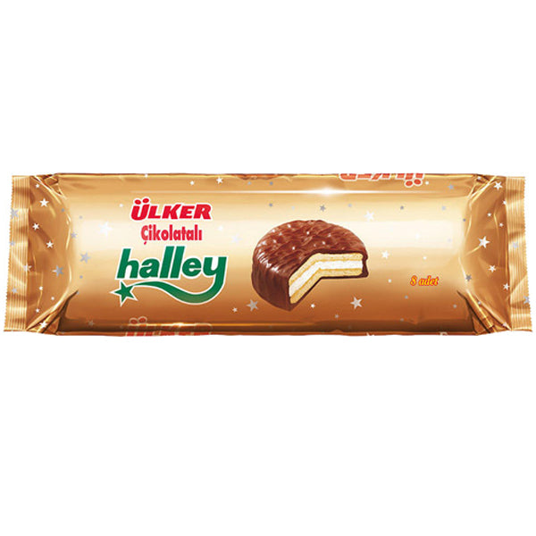 Ulker Chocolate Halleys 240g
