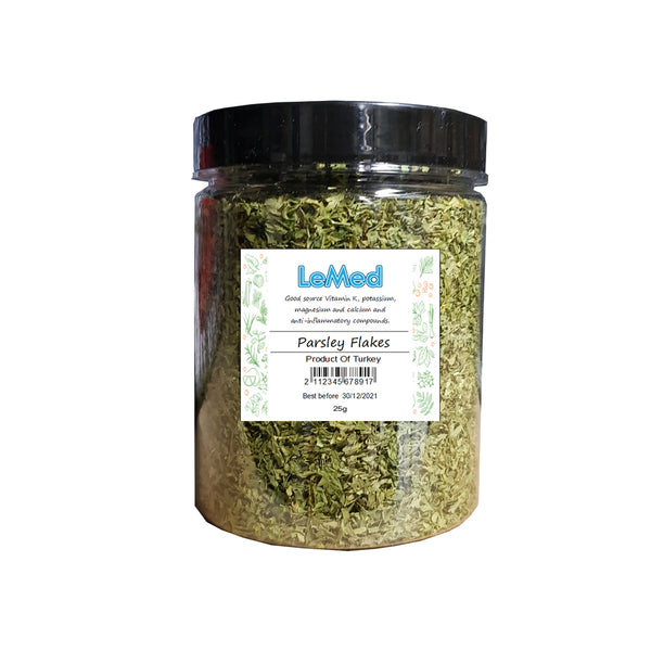 Parsley Flakes 25g - LeMed