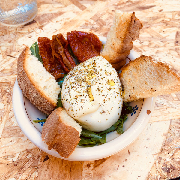 Burrata Cheese 125g - LeMed