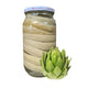 Air Flown Peeled Artichokes (Enginar) In Glass Jar Approx 1.2kg 7pcs