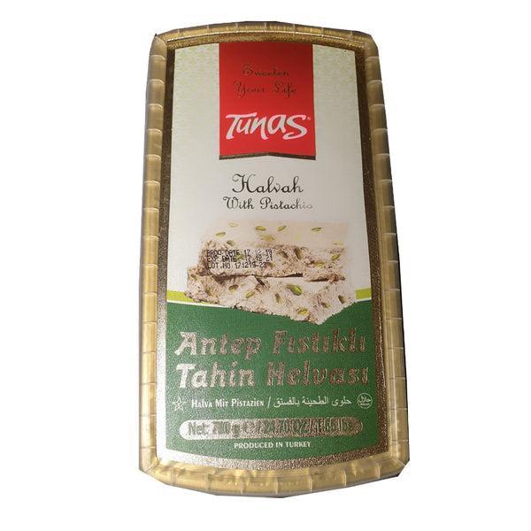 Tunas Halva with Pistachio 350g - LeMed