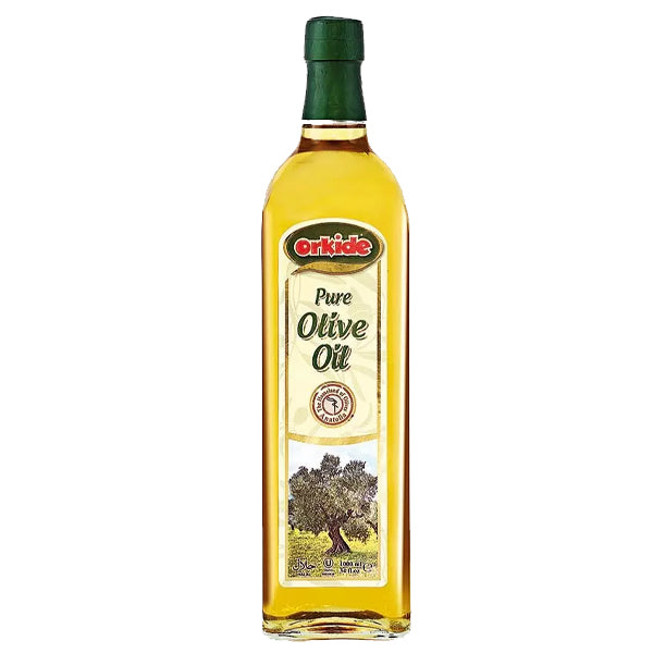 Orkide Pure Olive Oil 1L - LeMed